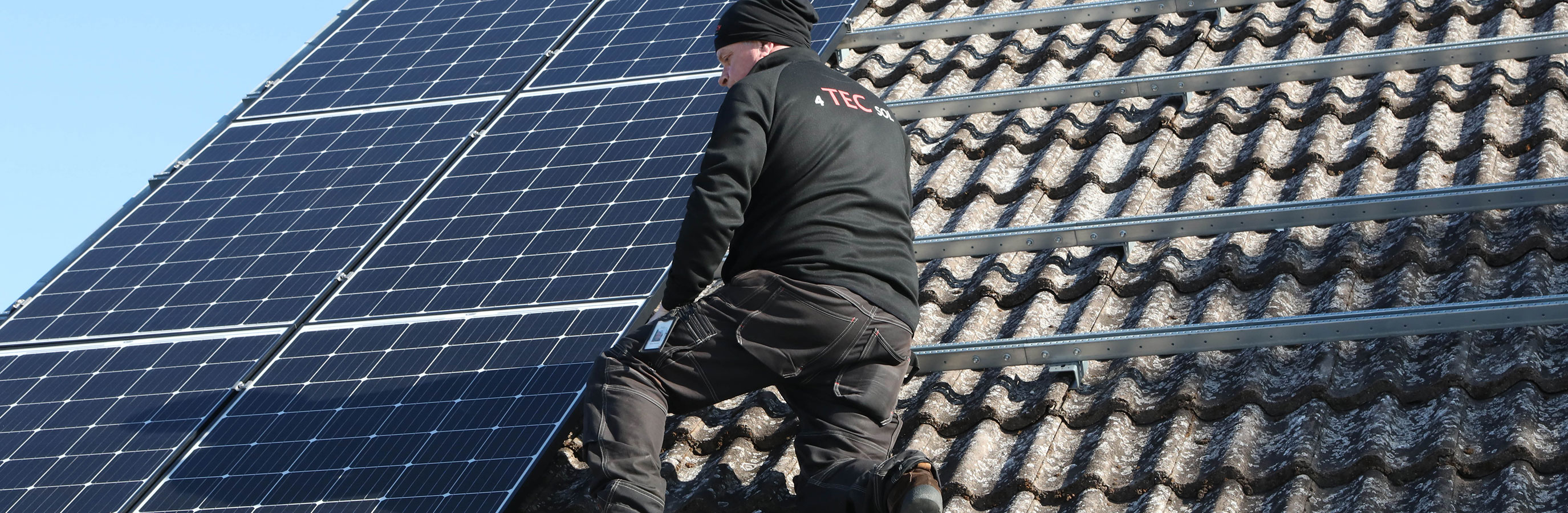 Solceller från Windon & Solar supply