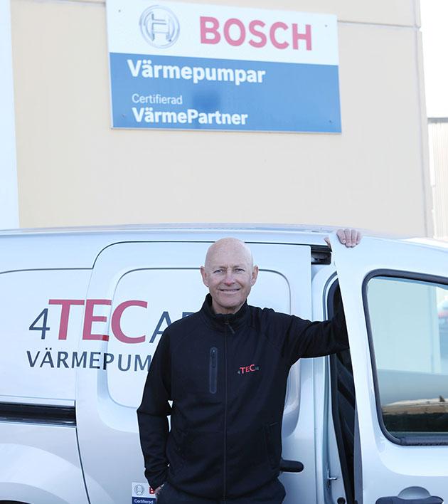 Bosch värmepartner